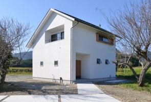 栞の家(福島県相馬郡)